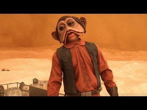 Star Wars Battlefront Hero Hunt: Nien Nunb All The Way!