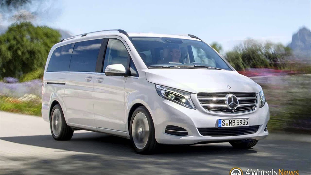 2015 model mercedes benz v class marco polo youtube. Black Bedroom Furniture Sets. Home Design Ideas