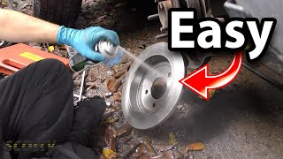 How To Do A Quick And Easy Brake Job On Your Car