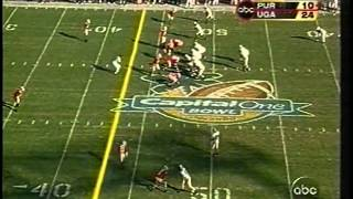 #11 Georgia vs. #12 Purdue - 2004 Capital One Bowl