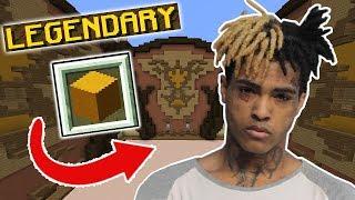 XXXTENTACION (Minecraft Build Battle)