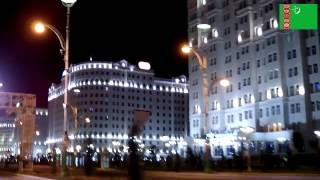Turkmenistan Ashgabad - 2014(Видео нарезки моего родного города Ашхабад., 2013-10-25T19:29:16.000Z)