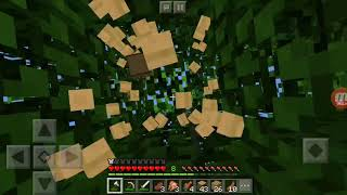 Minecraft Survival - Bölüm 6 - Yerleri Döşedim