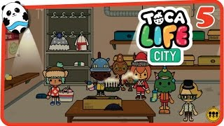Toca Life: City (by Toca Boca) Part 5 (Storage) - Best App for Kids