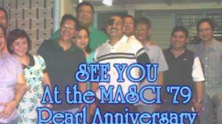 Masci 79 Bel Air Birthday Kitakits- Manila Science High School