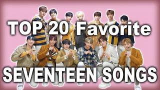 My TOP 20 Favorite SEVENTEEN Songs ( 2019 ) mp3