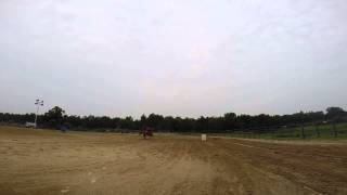 Barrel Racing video