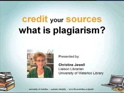 What is plagiarism in academic writing