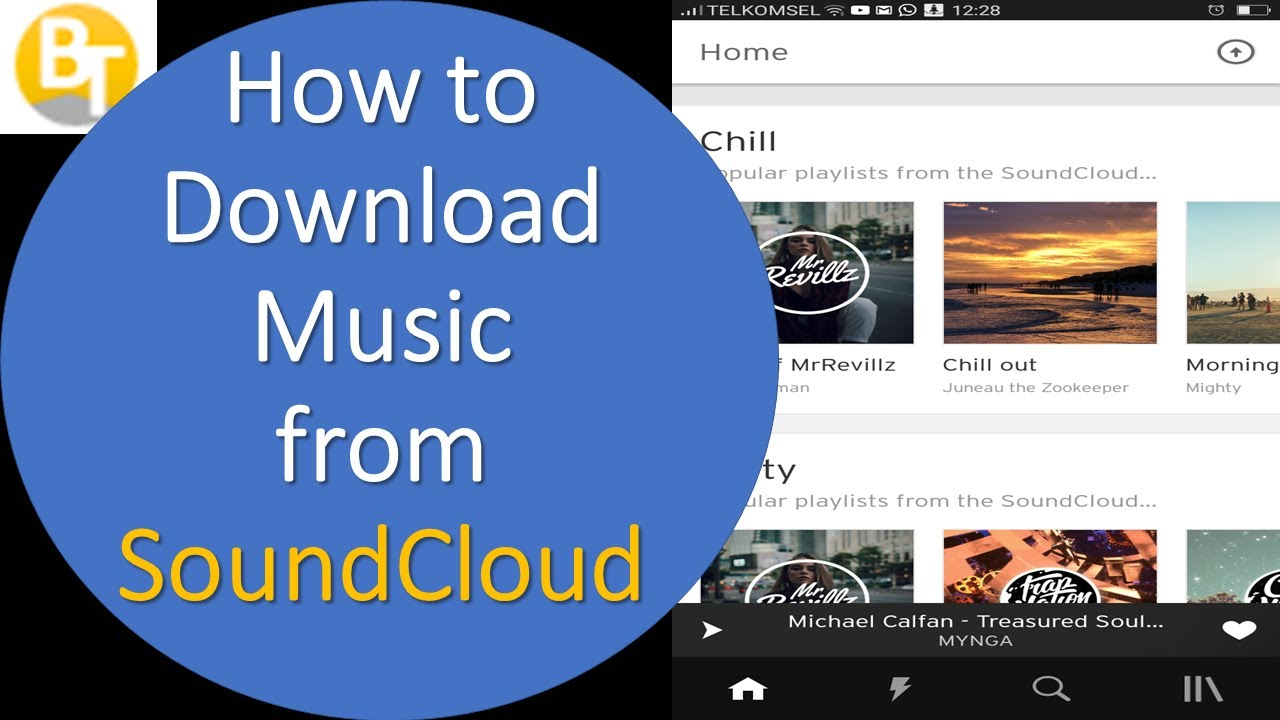 how to download music from SoundCloud 2020