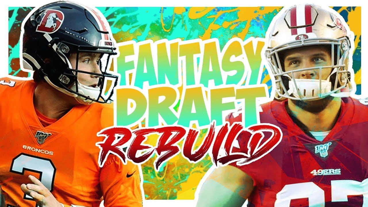 Madden 20 fantasy draft
