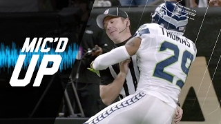 Best Mic'd Up Fails and Follies of the 2016 Season | NFL Films | Sound FX