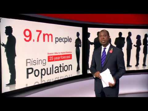 UK Population to increase by 10 million--29-10-2015