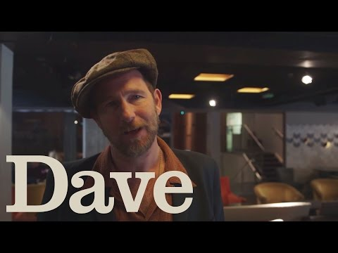 Zapped   with Paul Kaye  Dave