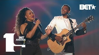 """Kirk Franklin, Jonathan McReynolds, Erica Campbell & Kelly Price """"Love Theory"""" 