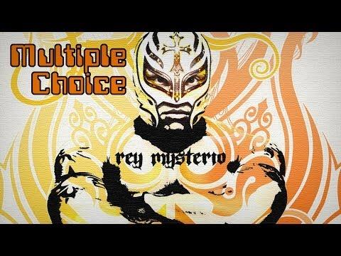 Booyaka! Wrestling-Talk mit WWE-Superstar Rey Mysterio (Multiple Choice / Interview)