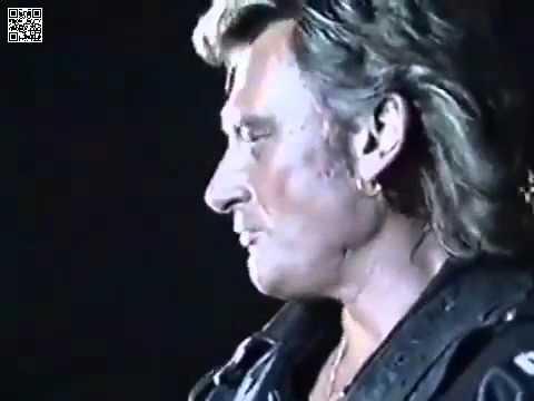 1991 - Johnny Hallyday - Fête de la musique