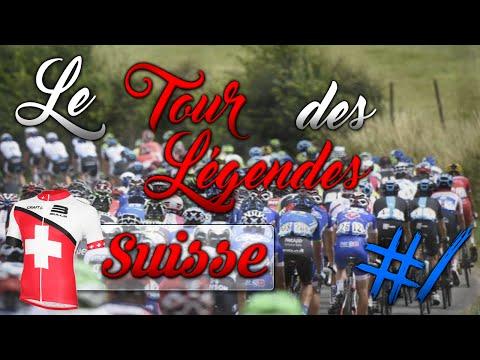 TOUR DES LEGENDES / LEGENDES SUISSE #1
