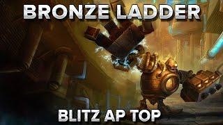 Bronze Ladder : Blitz AP TOP