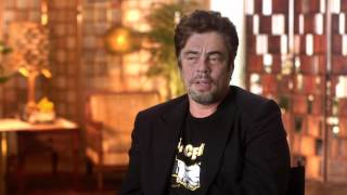 Benicio Del Toro on his role in Inherent Vice