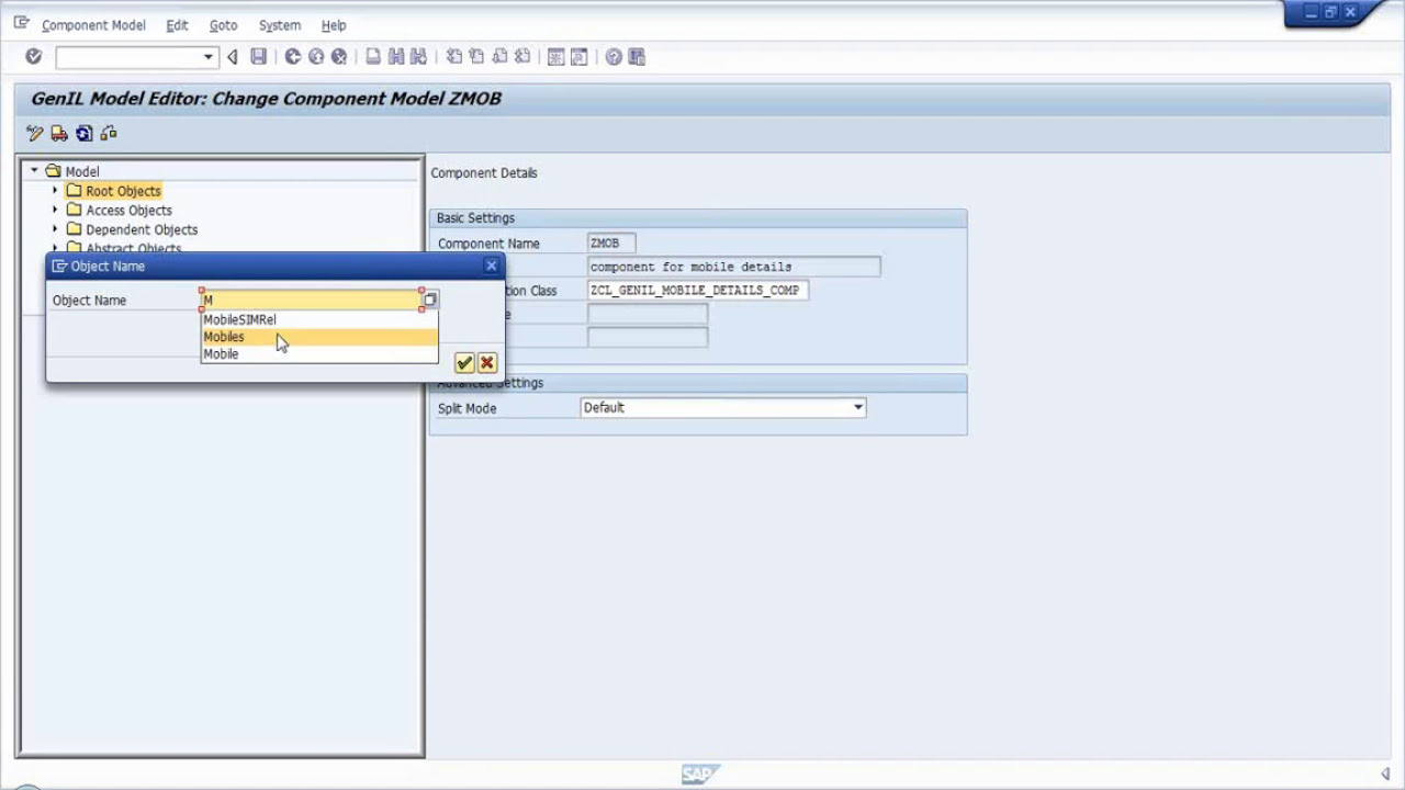 Sap crm tutorial with tcodes, tables and training guides.