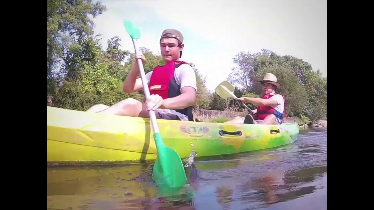 Promotion des activités du Canoë-Kayak Stade Poitevin