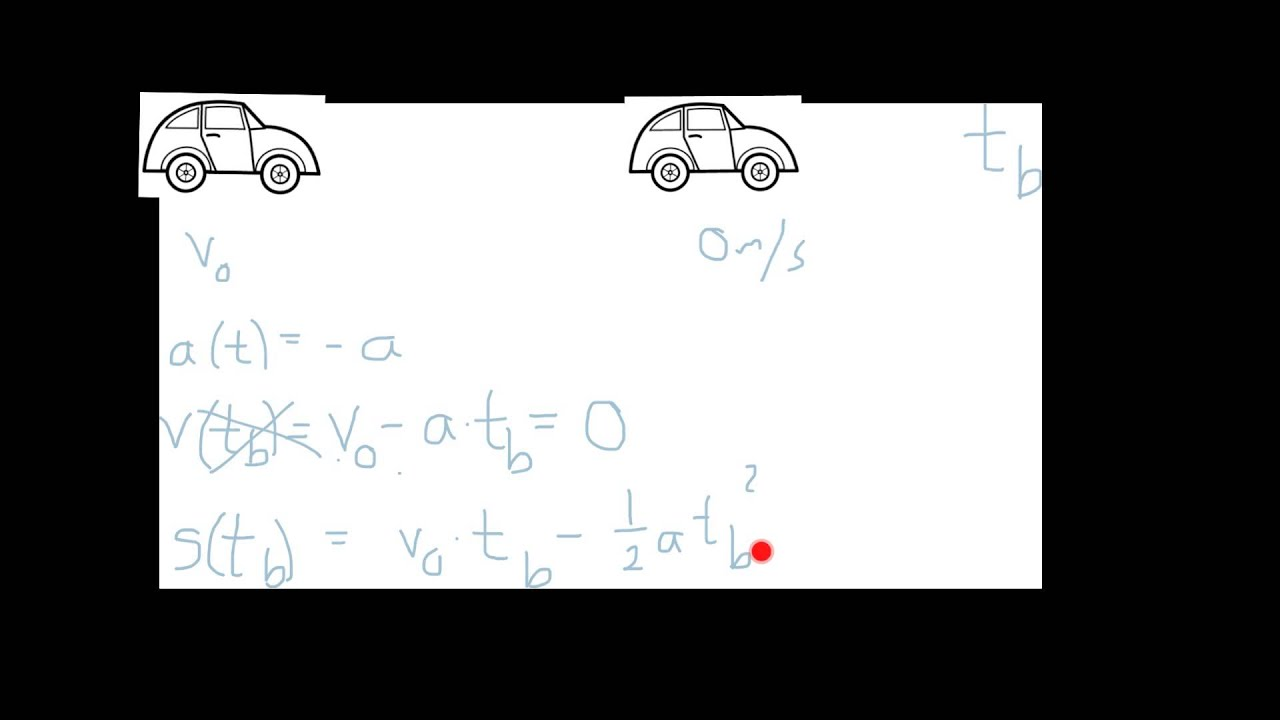 bremselængde beregner