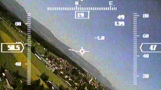 Test mit SkyMule mit T1000 AP und Apache OSD