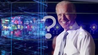 Is Joe Biden a Super Computer?