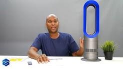 Dyson AM09 HOT + COOL Bladeless Fan Review