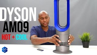 Dyson AM09 HOT + COOL Bladeless Fan Review