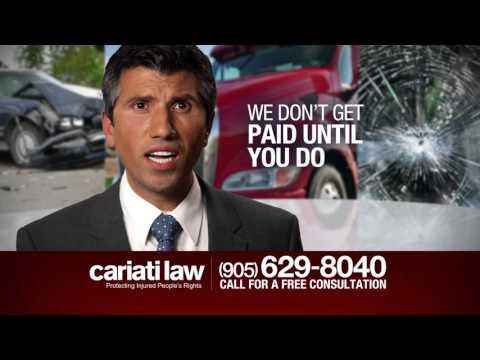 Cariati Law Toronto Car Accident Law Firm
