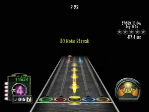 Face Down by The Red Jumpsuit Apparatus on Guitar Hero - YouTube