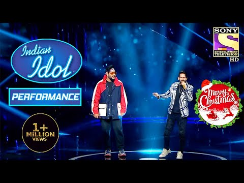 Sahil को किया Badshah ने Stage पे Join! | Indian Idol Season 12 | Christmas Special