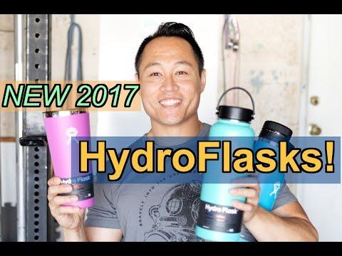 Hydro Flask 2017 Bottle Review (NEW Wine Bottle!)