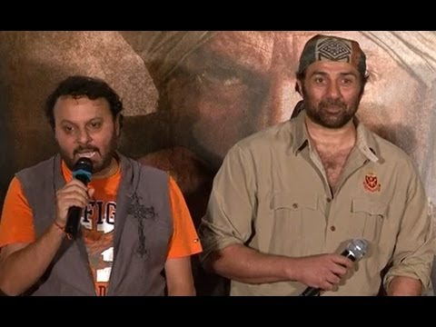 Sunny Deol Promotes Upcoming Movie 'Singh Sahib The Great' Travel Video