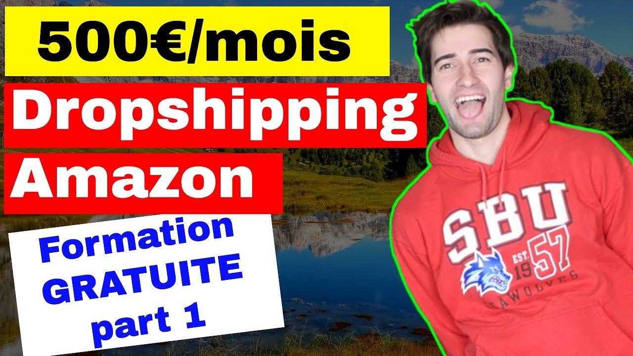 Dropshipping Amazon Formation GRATUITE - Partie 1: Comment ajouter des produits à son catalogue
