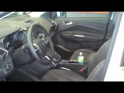 2013 Ford Escape Interior Tour
