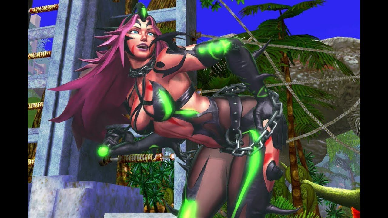 Street fighter 4 poison