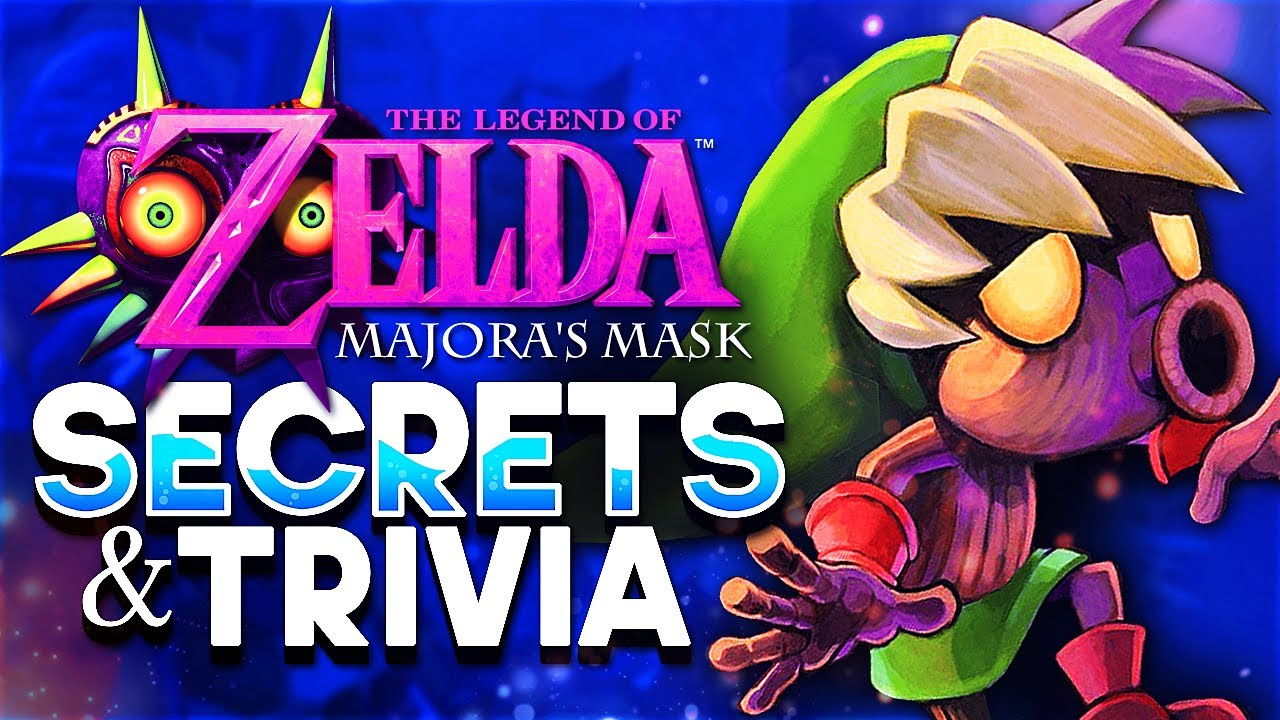 7 Secrets & Trivia in Majora's Mask You Might Not Know