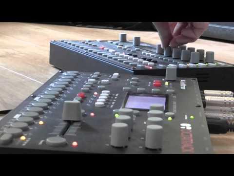 Elektron analog four & octatrack - ambient system demo i1