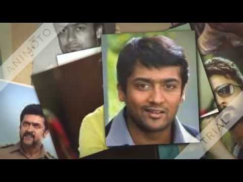 ACTOR SURIYA ALBUM