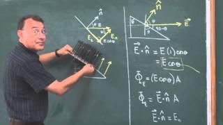 Clase 29: La ley de  Gauss, Teoría.