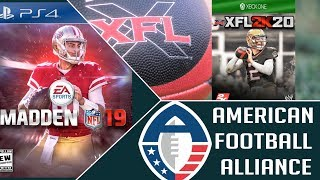 Competition for Madden NFL Coming?