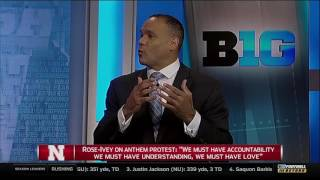 Robert Smith Discusses National Anthem Player Protests