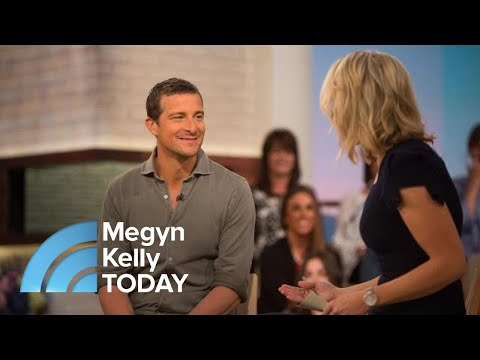 Bear Grylls Shares Sneak Preview Of New Season Of 'Running Wild' | Megyn Kelly TODAY
