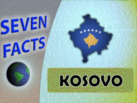 7 Facts about Kosovo