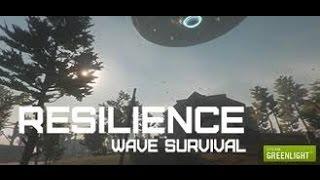 RESILIENCE WAVE SURVIVAL (IMPRESIONES) GAMEPLAY ESPAÑOL PARTE 1