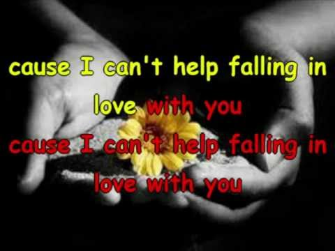 Ub40Can't Help Falling in Love Karaoke by Gameva