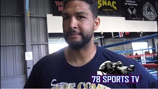 Dominic Breazeale Trying To Stop Wilder vs Joshua Plus Q&A