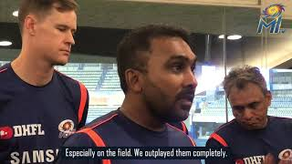 """Mahela Jayawardene: """"It's all about us being tough out there"""""""